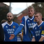 #104 / Horsham FC vs Three Bridges 21/02/15