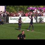 Nana Boakye-Yiadom 3rd Goal vs Hastings United, Emirates FA Cup First Qualifying Round, 02/09/17