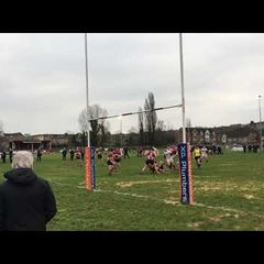Sidcup 2nd XV v Dartfordians 2nd XV