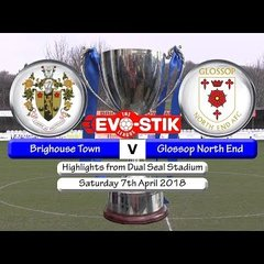 Brighouse Town v Glossop North End 07/04/18