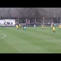 Leatherhead 2 Potters Bar Town 1 -  Highlights