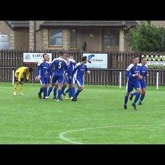 Burntisland Shipyard v Bo'ness United Match Highlights