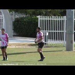 Okapi Wanderers Rugby FC U19 vs Key Biscayne Rugby 01 19 2019