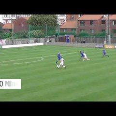HIGHLIGHTS: Whitby Town vs Witton Albion - 17/08/2019