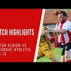 MATCH HIGHLIGHTS | Witton Albion 1-2 Kidsgrove Athletic 13/08/19
