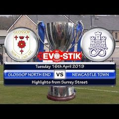 Glossop North End v Newcastle Town 16/04/19