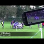 Highlights Round 14 v Loughborough Students