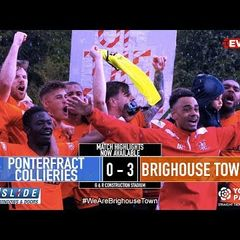 04/05/19 - Pontefract Colls 0-3 Brighouse Town - Playoff Final