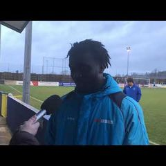 INTERVIEW - Kabby Tshimanga following Chippenham Town