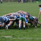 Beccs 1st XV v Hastings & Bexhill - London SE3 - 16/02/19 - Jordan Souter Try