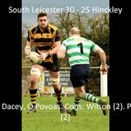 South Leicester 30 - 25 Hinckley - Highlights