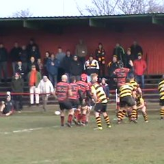 Richie Young's try v Consett Sat. 13th Jan. 2017