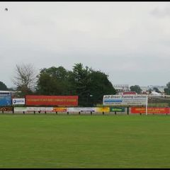 Goal by Debbie Andrews against Barton United