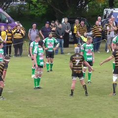 Tazz try for Cornwall