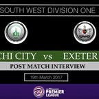 Chichester City vs Exeter City
