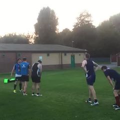 Line Out - 6 Ball -Slip