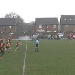 Moor 1s vs Oswestry Trylights 16.12.17