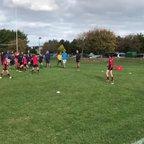 Jersey v CRFC U12s match play