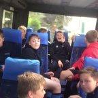 CRFC U12s 'Rugby Choir'