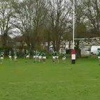 Kunle 2nd try V London Irish