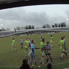 Hanwell V Egham Disallowed Goal