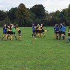 DTH Ladies vs Crewe