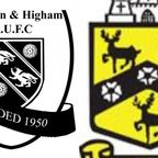 Rushden & Higham V Northampton Casuals