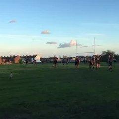 Jack's Winning Penalty