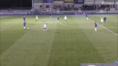 Curzon Ashton Light Up Midweek Matches With Sublime Multi-pass Goal