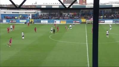 Adi Yussuf Completes A Sublime Barrow Hat Trick