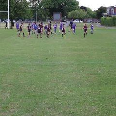 U9s Cobras v Leigh East - First Quarter