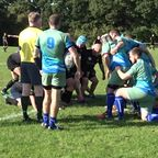 Burgess Hill 3 v Serpents - 1st try: Zack