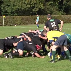 Burgess Hill 3 v Serpents - 3rd try: Nick