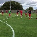 HRFC vs HEYBRIDGE SWIFTS - Prematch warm up