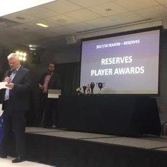 Reserves Awards