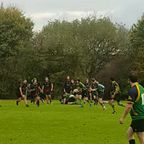 Finsbury Park 2nd XV vs Cuffley 2nd XV Away 04NOV17 Finsbury Park Missed Opportunity