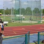 Zack club discus record 24.89m