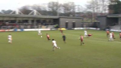 GOAL: Great finish in AFC Fylde's huge win