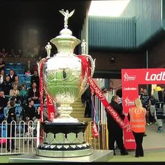 Primary Rugby League - Featherstone v Halifax - Challenge Cup 2017