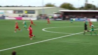 VIDEO: Charlie Sheringham goal