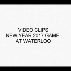 Boxing Day Game 2017