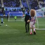 u9 Penalty Shoot Out at Reading FC 24th February 2018