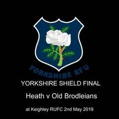 Yorkshire Shield Victory