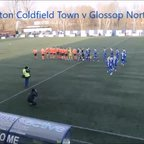Sutton Coldfield Town v Glossop North End Highlights