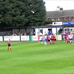 Goals -- AFC Rushden & Diamonds 5 - 2 Redditch United