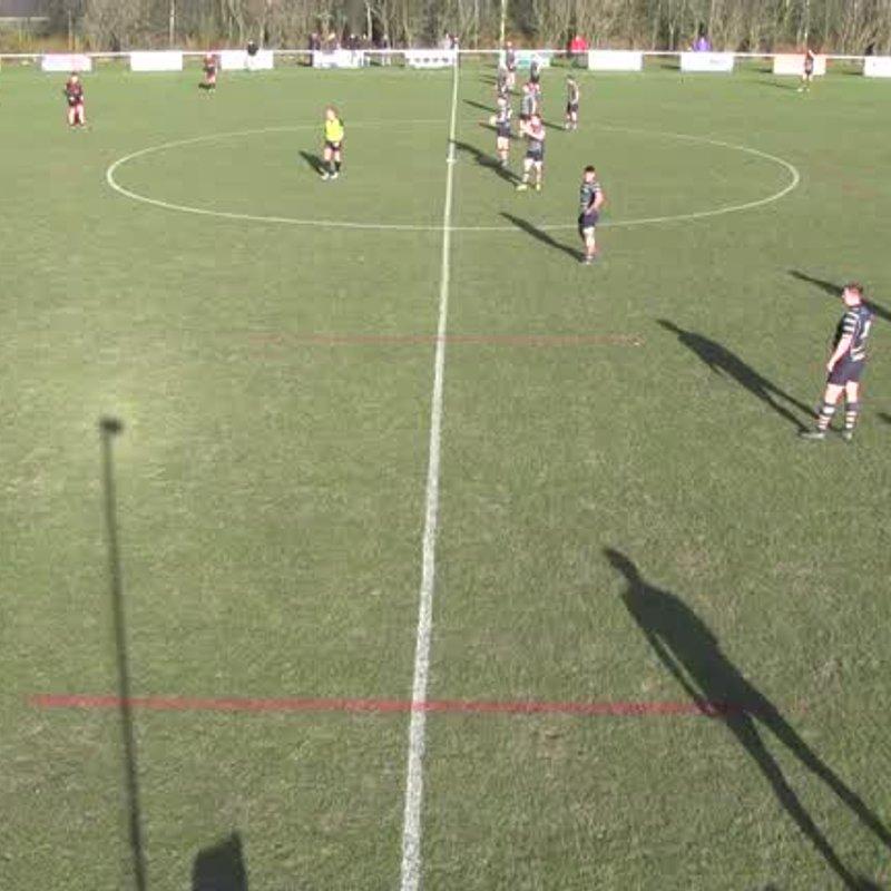 Saints v De La Salle (Salford) - 1st half