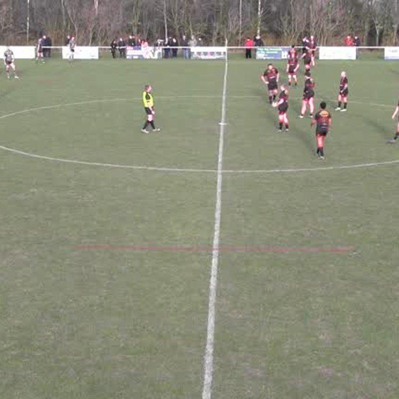 Saints v De La Salle (Salford) - 2nd half