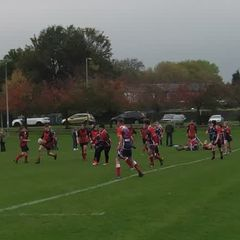 U15s vs Blackburn