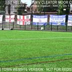 St Helens Town Vs Cleator Moor Celtic (15.09.18)