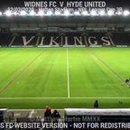 Widnes FC Vs Hyde United (12.02.20)